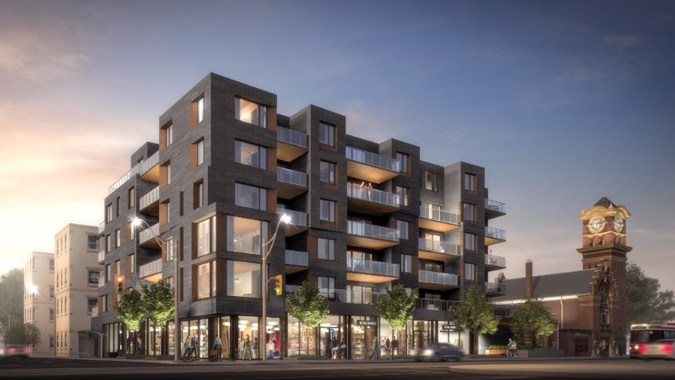 First Mid Rise Wood Building In Toronto Heartwood The
